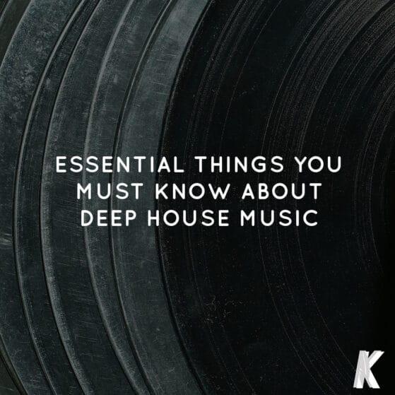Deep House Music | Kaspar Noé