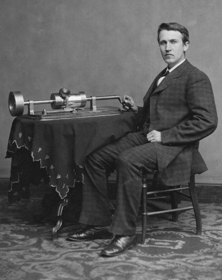 Thomas Edison | Kaspar Noé